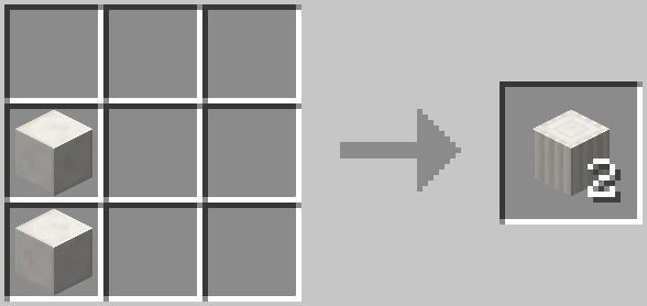 Кварцевая колона / Pillar Quartz Block