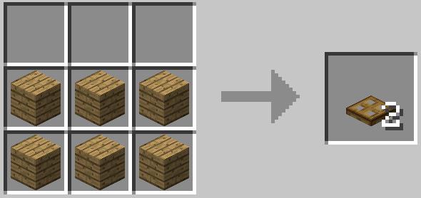 Деревянный люк / Wooden Trapdoor