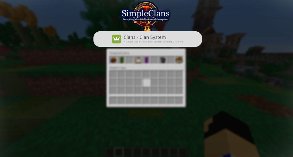 Clans-SimpleClans