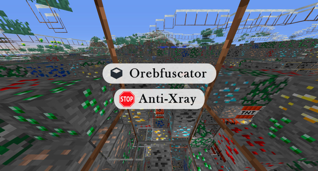 Orebfuscator и Anti-Xray
