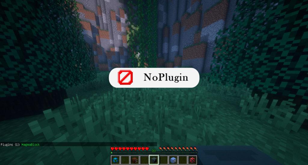 NoPlugins